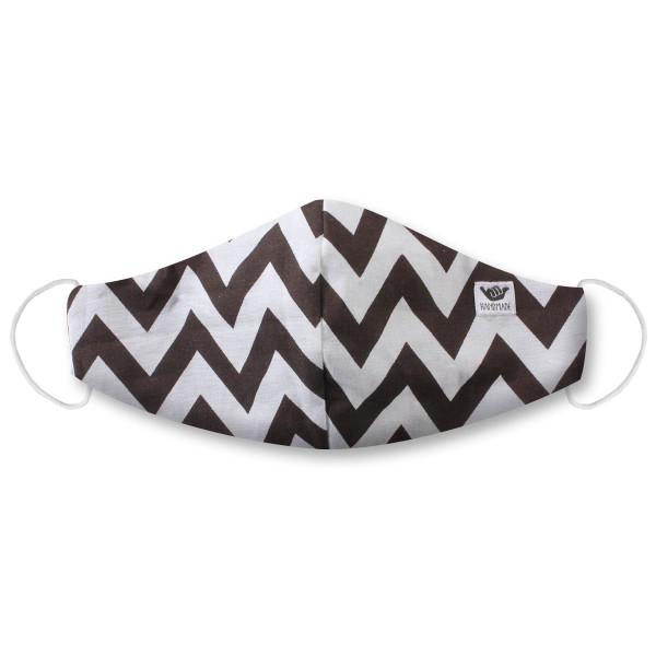 Dakine Shop Face Mask Brown Zebra