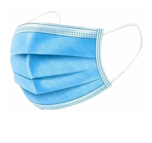 Biosis Healing Disposable Face Mask - 6 Pack